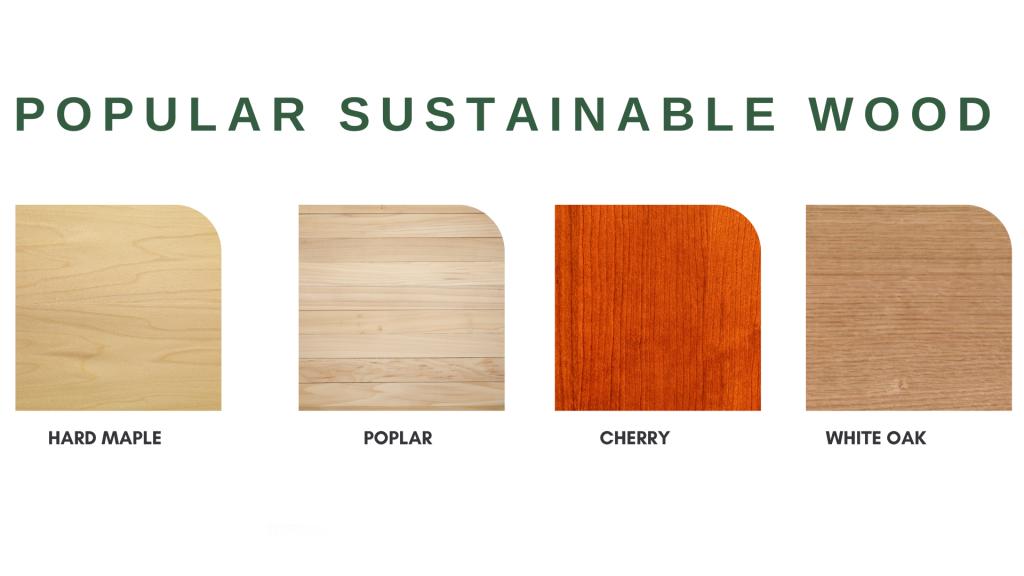 Sustainable Wood Brenlo Doors