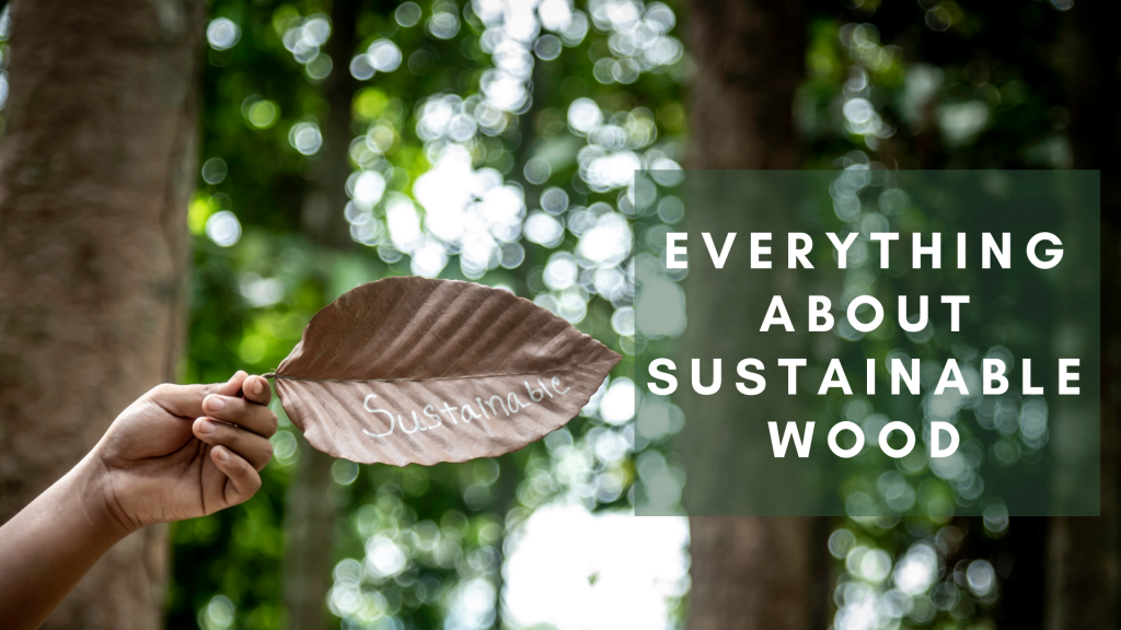 Sustainable Wood - Brenlo Ltd