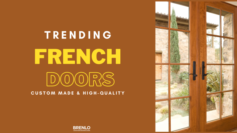 High Quality French Doors